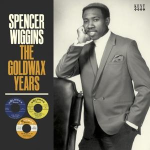 Wiggins,Spencer - The Goldwax Years (Vinyl) - 1 Vinyl-LP