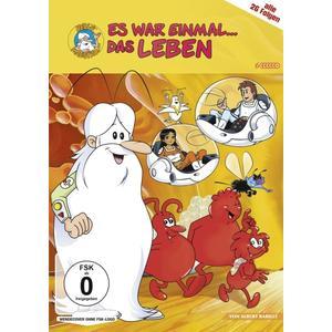 Zeichentrick - Es war einmal...das Leben - 6 DVD