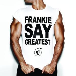 FRANKIE GOES TO HOLLYWOOD - FRANKIE SAY GREATEST - 1 CD