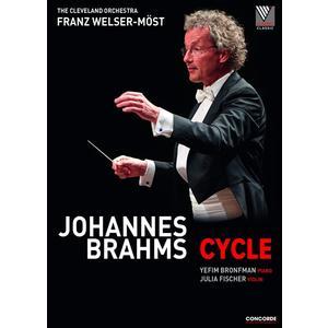 Johannes Brahms: Cycle / Welser-Möst,Franz/Cleveland Orchestra
