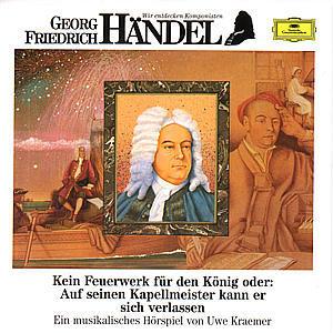 DIVERSE KINDER - WIR ENTDECKEN KOMPONISTEN HÄNDEL: KEIN F - 1 CD