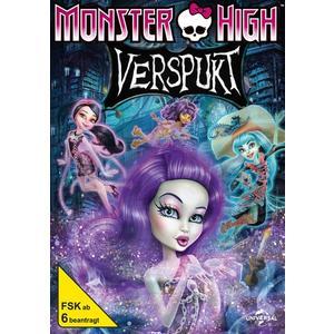 Various - Monster High: Verspukt-Das Geheimnis der Geister - 1 DVD