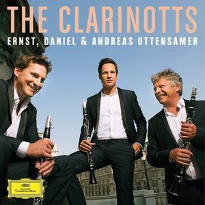 Musik-CD CLARINOTTS, THE / Clarinotts,The, (1 CD)