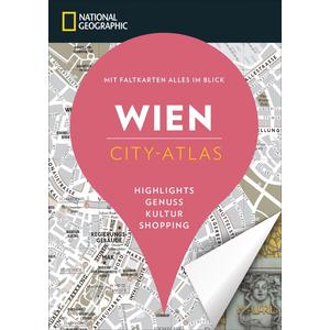 NATIONAL GEOGRAPHIC City-Atlas Wien