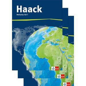 Der Haack Weltatlas. Allgemeine Ausgabe Sekundarstufe I und II