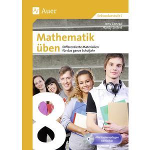 Mathematik üben Klasse 8