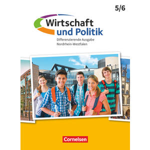 Wirtschaft und Politik - Differenzierende Ausgabe Nordrhein-Westfalen - 5./6. Schuljahr