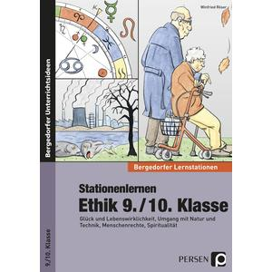 Stationenlernen Ethik 9./10. Klasse