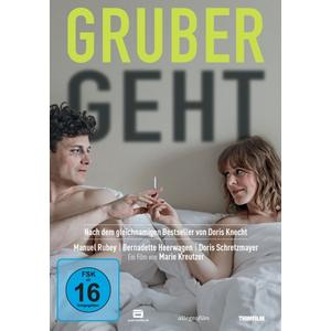 Rubey,Manuel/Heerwagen,Bernadette/Kreutzer, - Gruber geht - 1 DVD