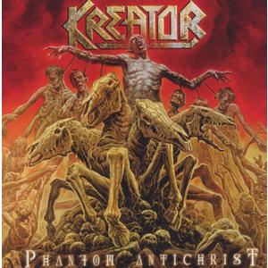 Kreator - Phantom Antichrist - 1 CD