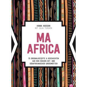 Ma Africa. Das Kochbuch