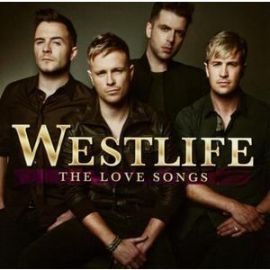 Westlife - Westlife-The Lovesongs - 1 CD
