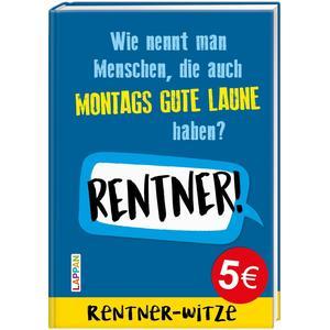 Rentner-Witze: Witze für den Ruhestand