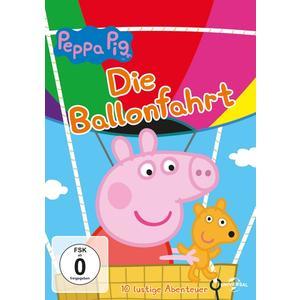 Various - Peppa Pig Die Ballonfahrt - 1 DVD