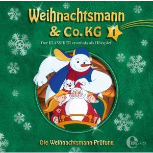 Weihnachtsmann & Co.KG - (1)Original HSP TV-Die Weihnachtsmann-Prüfung - 1 CD