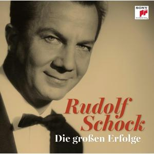 Musik-CD Die Grossen Erfolge / Schock,Rudolf, (1 CD)