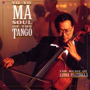 Musik-CD SOUL OF THE TANGO / MA, YO-YO, (1 CD)