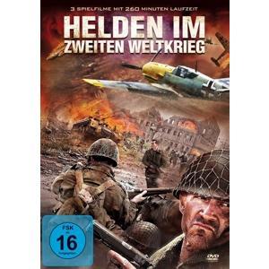 Meredith,Ifaqn/Stedham,Tom - Helden im Zweiten Weltkrieg - 1 DVD