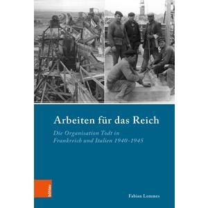 Arbeiten in Hitlers Europa