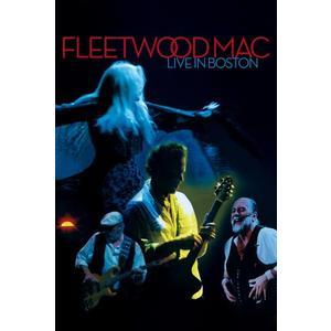 Musik-CD Live In Boston / Fleetwood Mac, (3 DVD-Video Album)