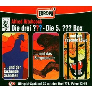 DIE DREI ??? - DIE 5. 3ER BOX - DIE DREI ??? - DIE 5. 3ER BOX - 3 CD