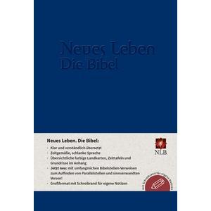 Neues Leben. Die Bibel - mit Parallelstellen, Schreibrand und Registerstanzung