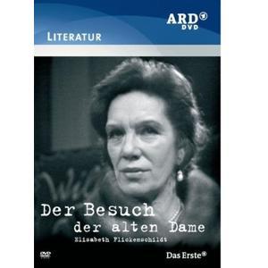 Flickenschildt,Elisabeth/Wanka,Rolf/Mahnke, - Der Besuch der alten Dame - 1 DVD