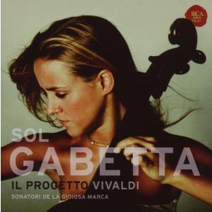 GABETTA, SOL - IL PROGETTO VIVALDI - 1 CD