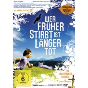 Krojer,Markus/Karl,Fritz/Ronstedt,Jule - Wer früher stirbt ist länger tot - 1 DVD