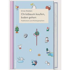 Christbaum kaufen, baden gehen