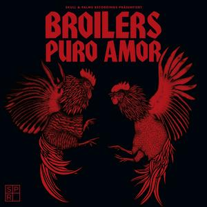 Musik-CD Puro Amor (Limitierte Fanbox) / Broilers, (2 CD + Bonus 12 Zoll Maxi Single)