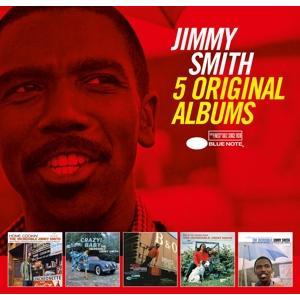 Smith,Jimmy - 5 Original Albums - 5 CD