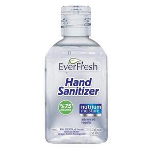 Hände Desinfektionsgel 50ml [desinfizierend | auch gegen Viren!] EverFresh