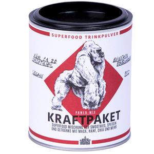 Berlin Organics KRAFTPAKET Bio Superfood Mischung 100g