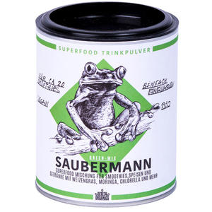 Berlin Organics SAUBERMANN Bio Superfood Mischung 100g