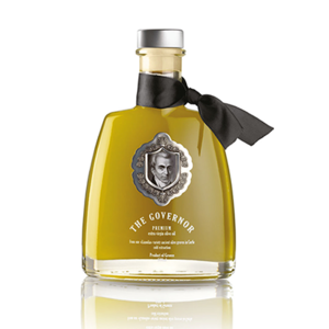 The Governor Premium - unfiltriertes extra natives Olivenöl 500ml