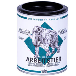 Berlin Organics ARBEITSTIER Bio Superfood Mischung 100g