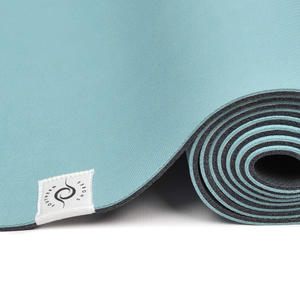 THE OCEAN MAT | Zero Waste Produktion | CO2 Neutral | 100% Rutschfest | Yogamatte