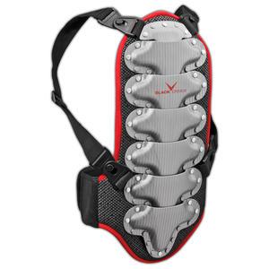 Damen/Herren Rückenprotektor zum Skifahren,Snowboarden, Reiten & Mountainbiken | Größe: M (160-172 cm)