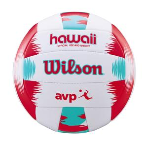 Beach Volleyball - AVP Hawaii | Farbe: RDTL / Rot