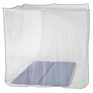 BLACK CREVICE - Moskitonetz Mückennetz Mückenschutz Bettnetz für Doppelbetten
