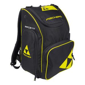 Backpack RACE 55L - Skischuhtasche/Skirucksack | Farbe: Schwarz/Gelb