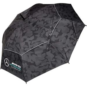 AMG Petronas Motorsport - Camo Golf Umbrella | Regenschirm | Golfschirm - 125 cm