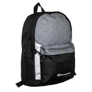Backpack/Rucksack für Schule/Sport und Alltag - 44 x 29 x 16 cm - 20 Liter | Farbe: Schwarz/Grau/Weiß