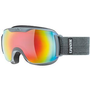 Skibrille Downhill 2000 S FM Race - Frameless - 100% UV Schutz | Farbe: Grau