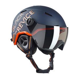 Ski-/Snowboardhelm - VAIL | Farbe: Navy/Orange | Größe: M (55-58 cm)