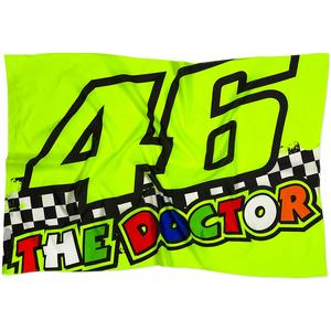 46 - THE DOCTOR - Fan Flagge - 140 x 90 cm