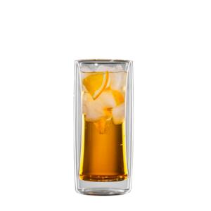 bloomix Kavex Large - doppelwandiges Trinkglas 470ml (Einzelglas)