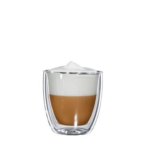 bloomix Cappuccino Grande 2er-Set - doppelwandige Kaffeegläser 250ml