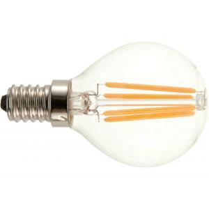 LED Glühfadenlampe Mini Globe, klar
